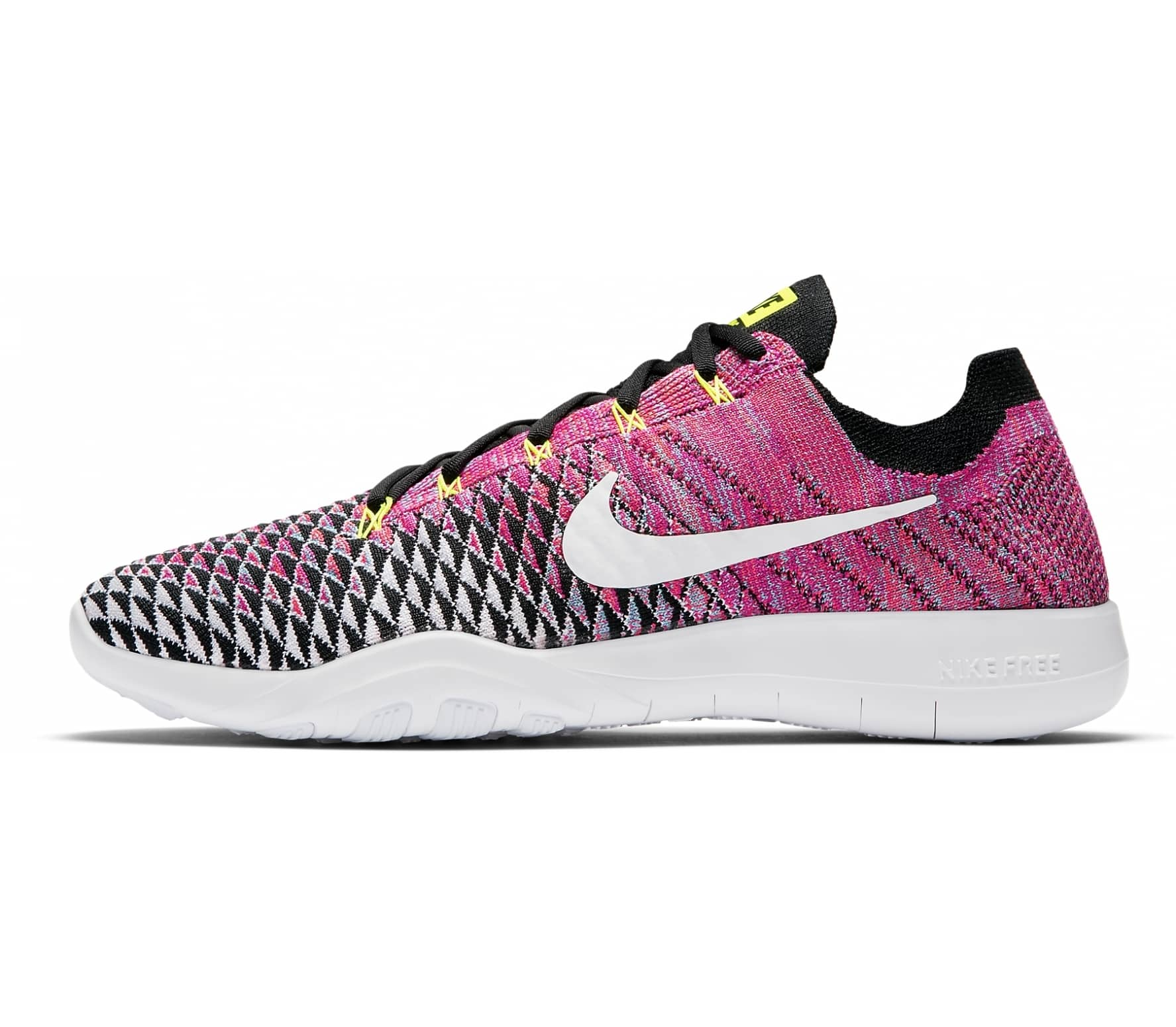 535dbdaa5ce61 Nike - Free TR Flyknit 2 women  s training shoes (pink black) - buy ...