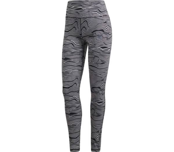 ADIDAS Ultra High Rise Alive Print 7/8 Women Tights - 1