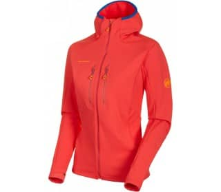 Eiswand Advanced ML Damen Fleecejacke