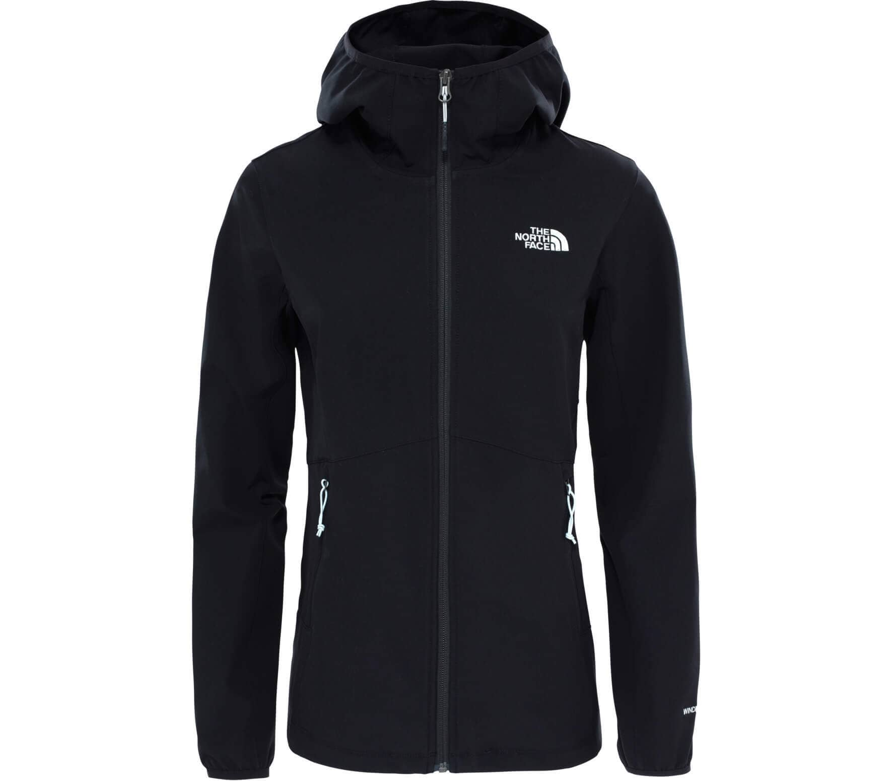 a491e0170e3 The North Face - Nimble hoodie women's soft shell jacket (black) Køb ...