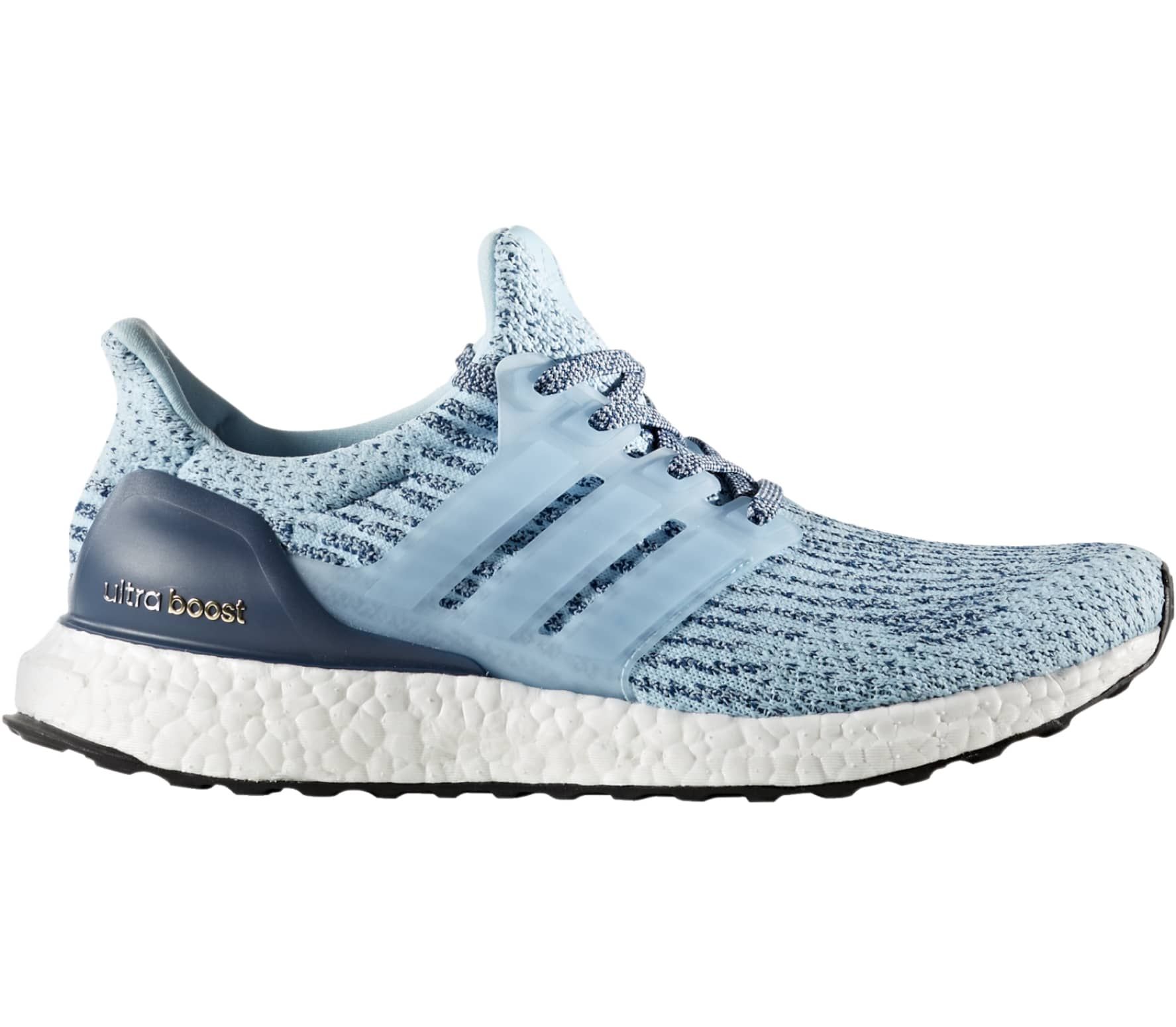 Adidas - Ultra Boost women s running shoes (light blue) - buy it at ... 707f97f932