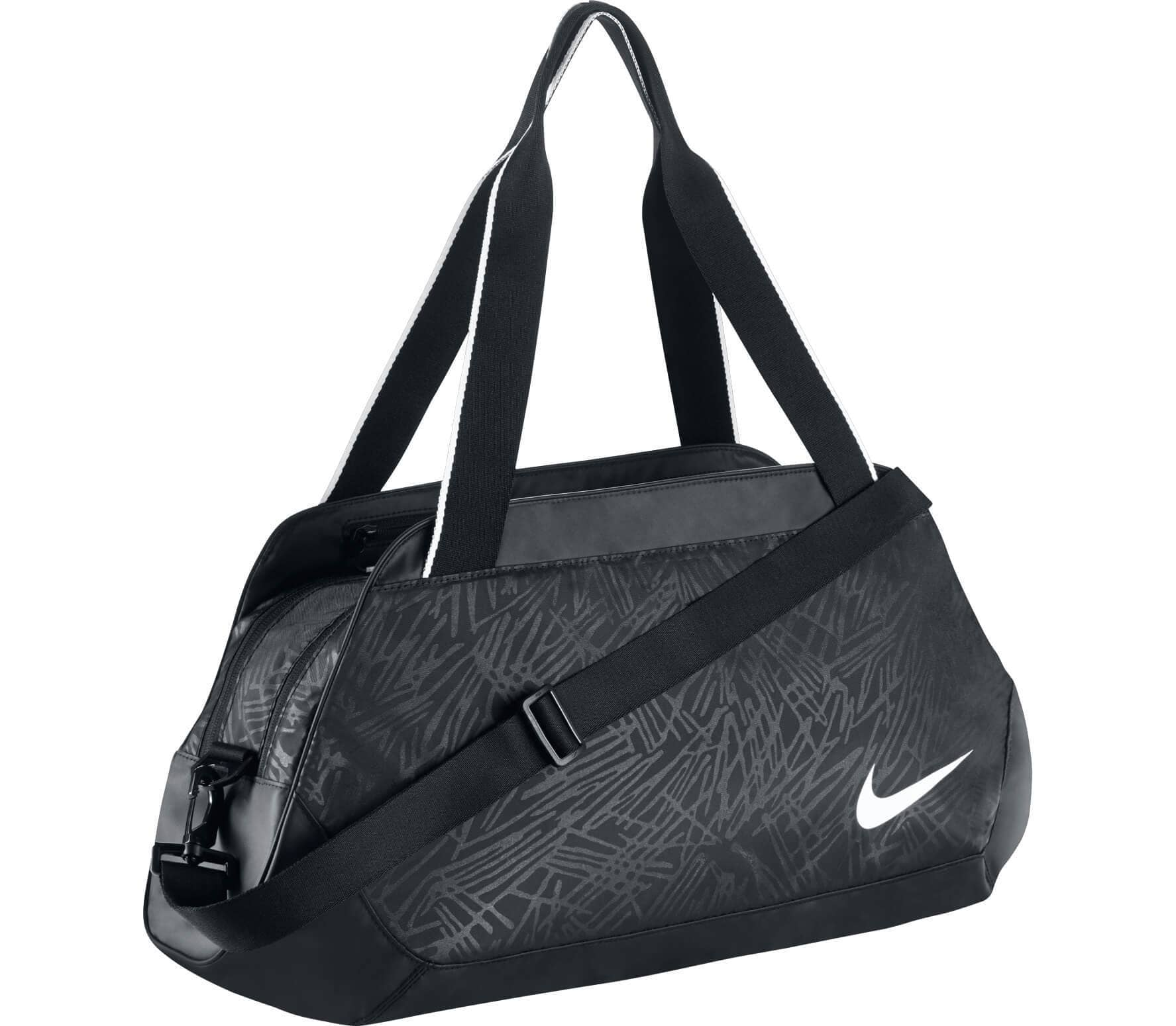 d483f483a28c9 Nike - Legend Club Print Damen Trainingstasche (schwarz) im Online ...