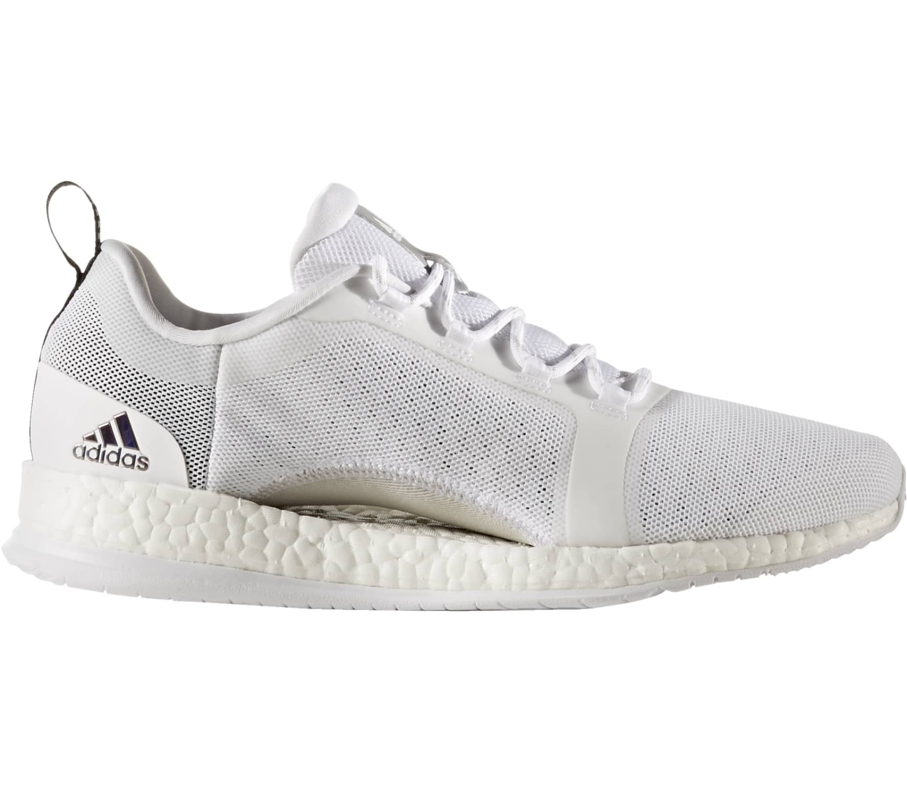 new product f1905 00c1e Adidas - Pure Boost X TR 2 women s training shoes (white grey)