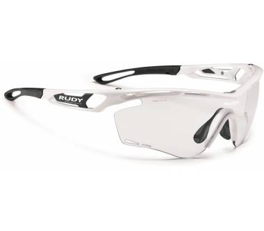 Rudy Project Tralyx ImpX Photochr 2 Bike Brille Unisex blanc