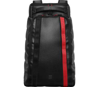 Douchebags - Red Webbing Hugger 30L daypack (black/red)