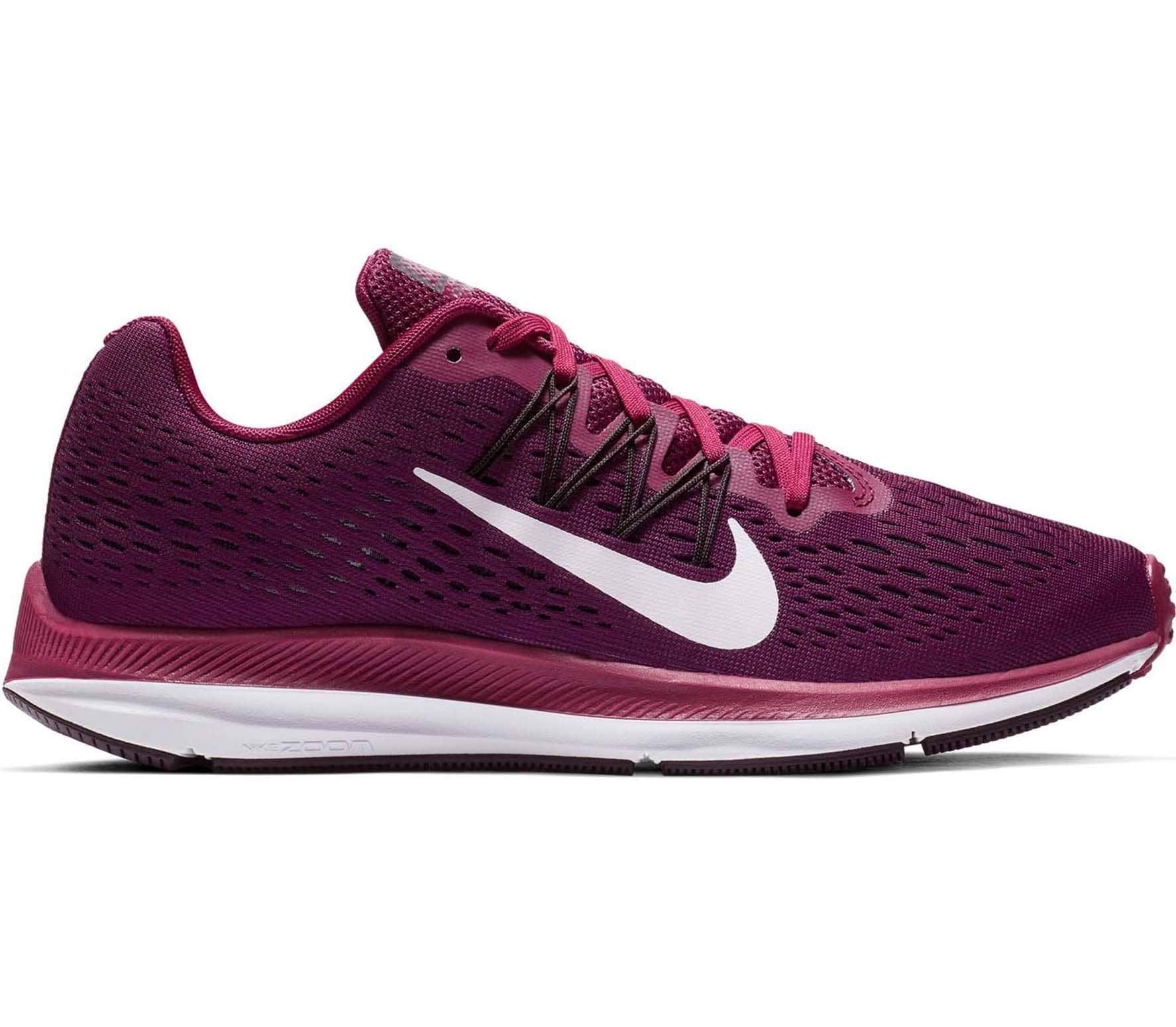 42d54ae1599 Nike - Air Zoom Winflo 5 women s running shoes (purple) - buy it at ...