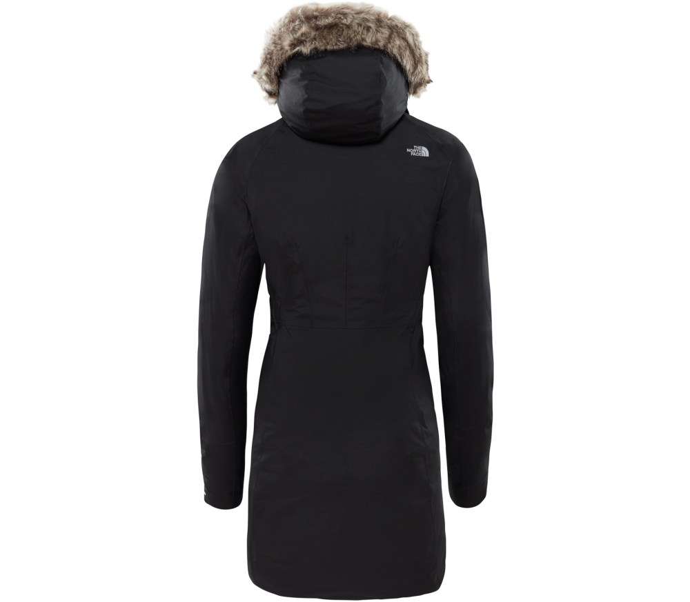 The North Face - Arctic Parka II Damen Outdoorparka (schwarz)