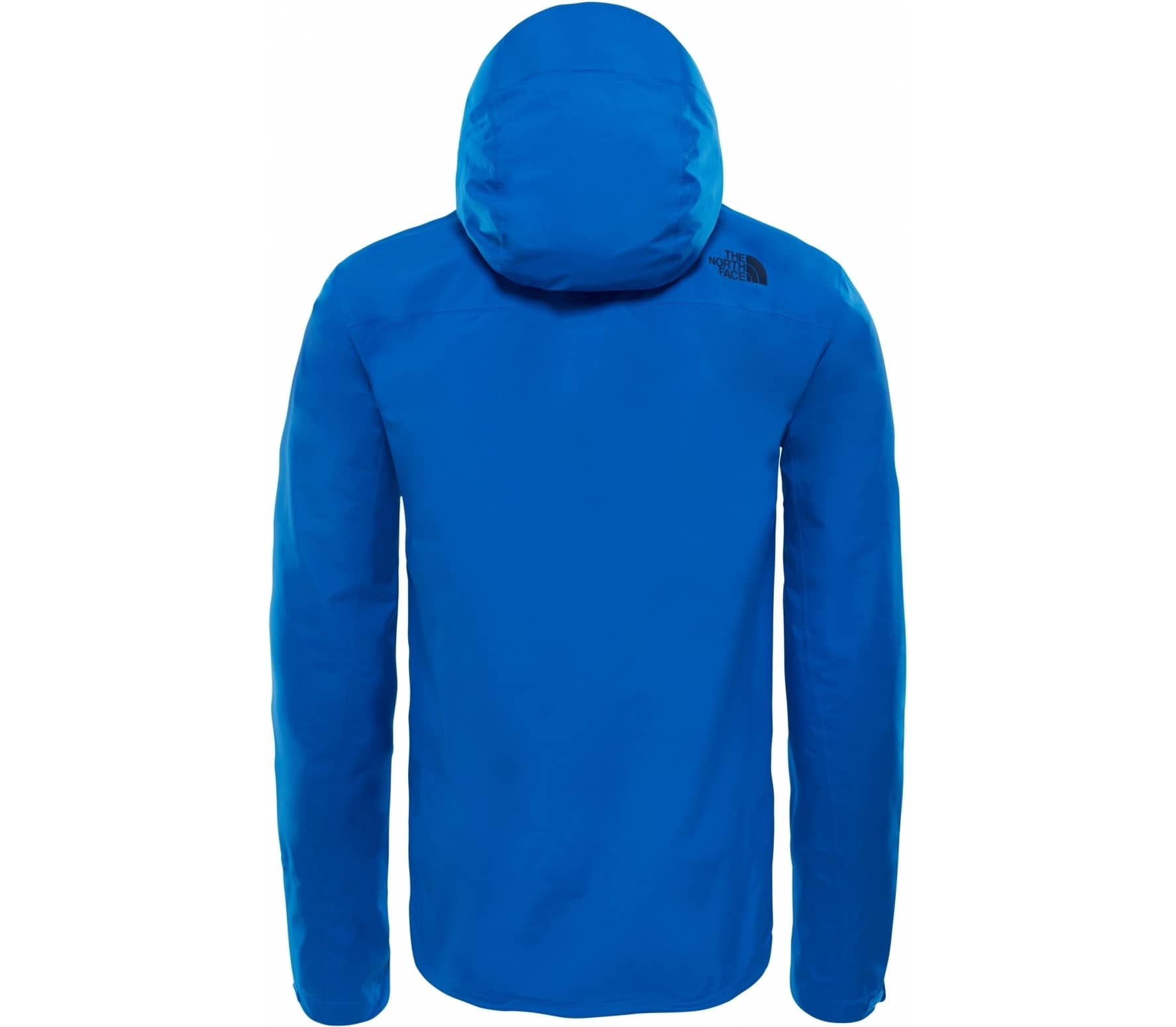 ac7c722415ef The North Face - Dryzzle Herren Regenjacke (blau) im Online Shop von ...