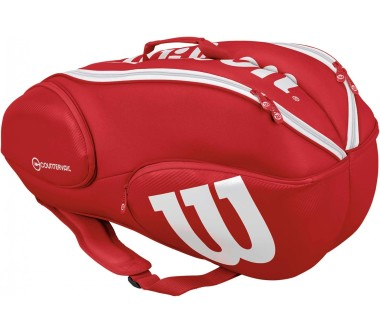 Wilson - Vancouver 9 tennis bag (red)