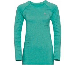 Crew neck Seamless Element Damen Laufshirt
