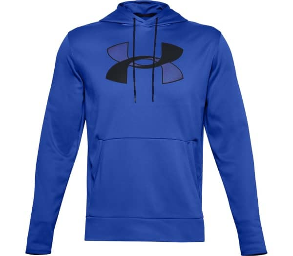 UNDER ARMOUR Fleece Big Logo HD Herr Fleece-huvtröja - 1