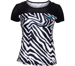 Lotto Zebre women's tennis top Donna Maglia da tennis