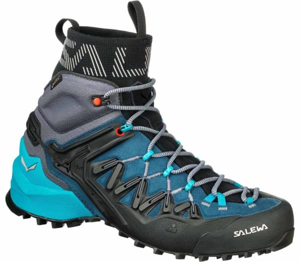 SALEWA Wildfire Edge Mid GORE-TEX Men Hiking Boots - 1
