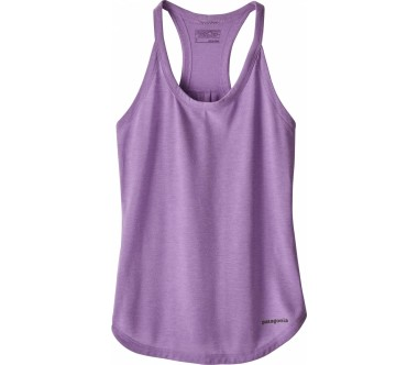 Patagonia - Nine Trails women's functional tank top top (pink)