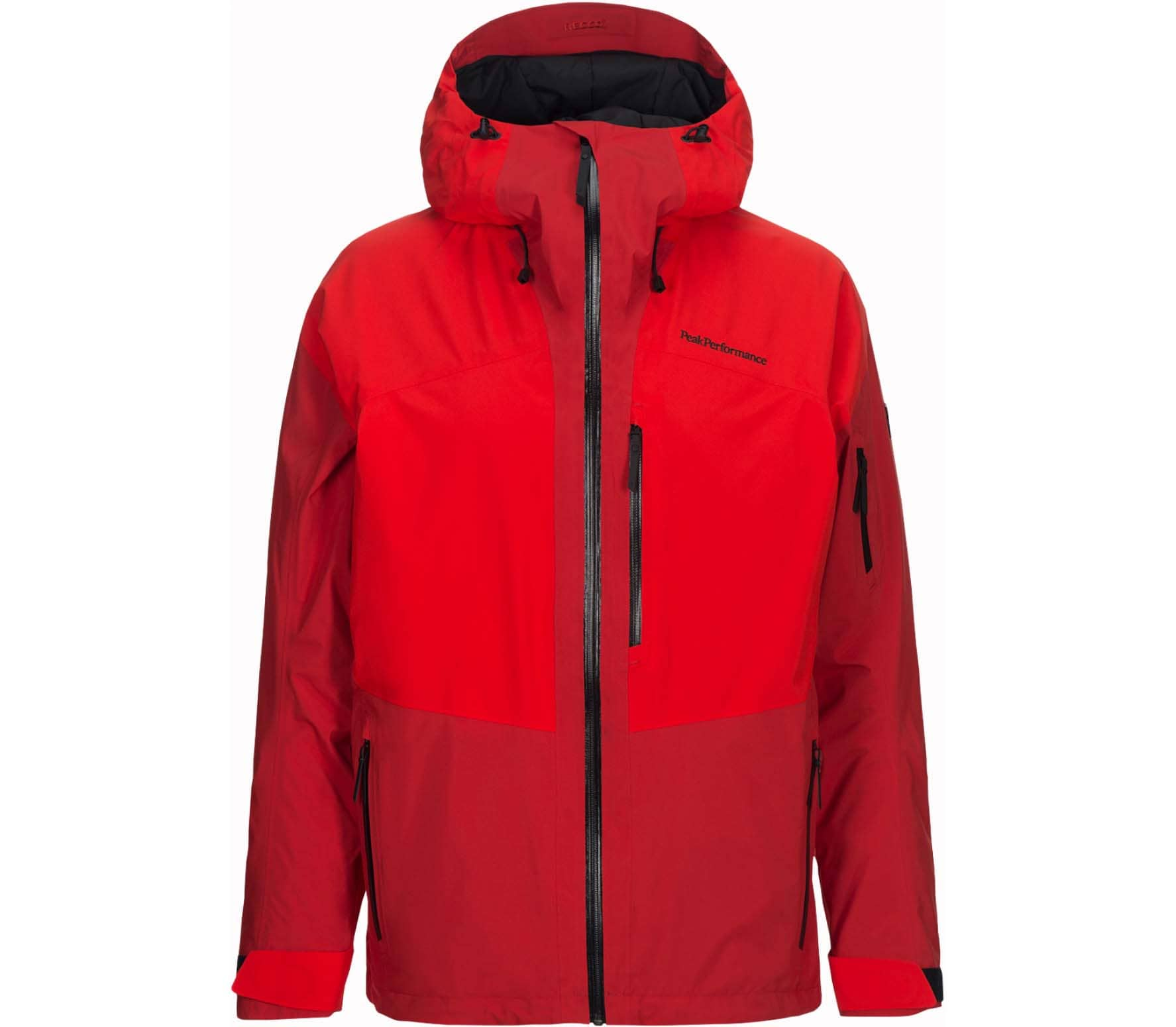 Peak Performance - Gravity men's 2-layer ski jacket (red)