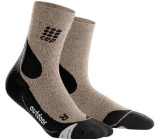 Dynamic+ Outdoor Merino Mid-Cut Dam Sockor