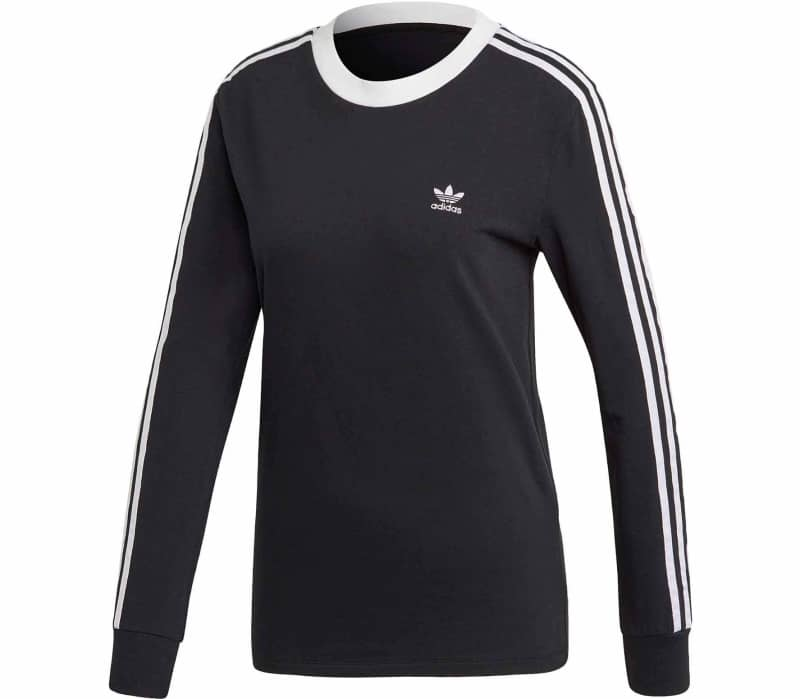 Adicolor 3-Stripes Damen Longsleeve