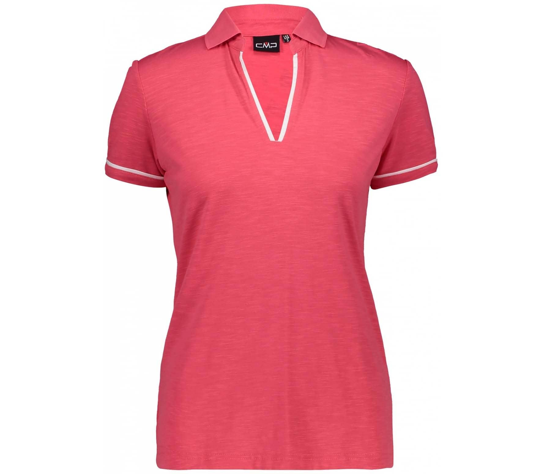 CMP - Women's polo shirt (red)