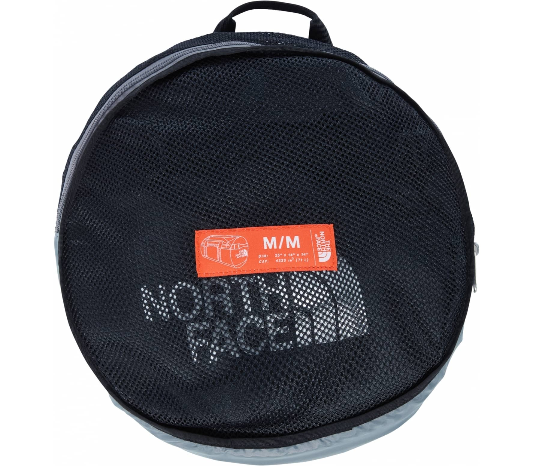 The North Face - Base Camp M - Update Duffel (schwarz)