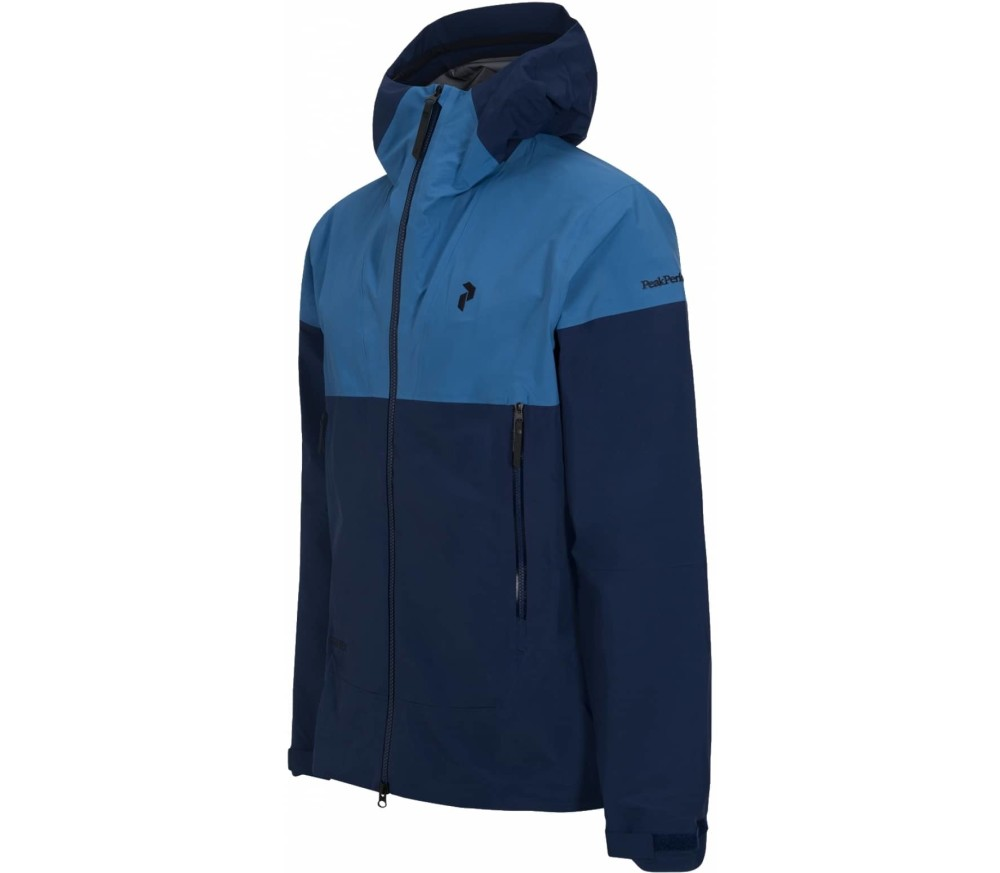Peak Performance - Mondo Herren Outdoorjacke (dunkelblau)