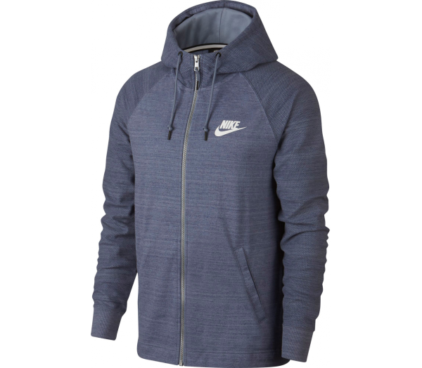 NIKE SPORTSWEAR AV15 FZ Knit Men Fleece Jacket - 1