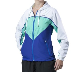 HEAD Trainingsjacke Dam Tennisjacka