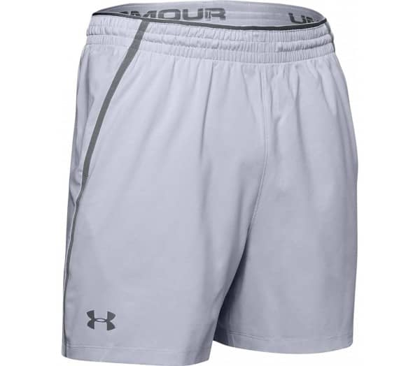 UNDER ARMOUR Qualifier 2-in-1 Herr Träningsshorts - 1