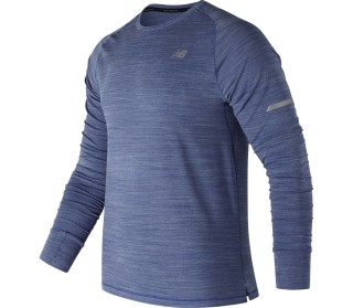 New Balance Seasonless Longsleeve Uomo
