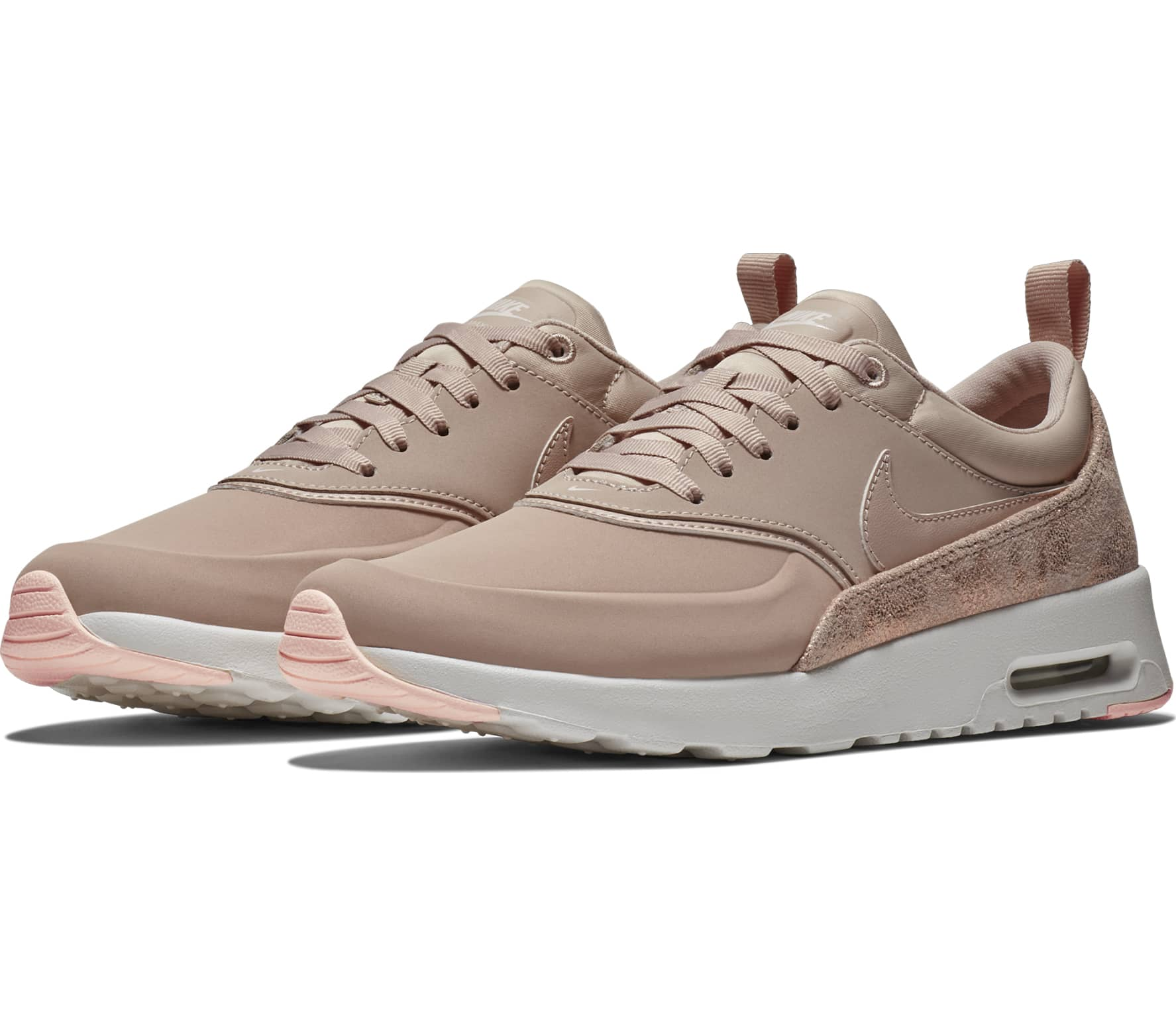 purchase cheap d8ee6 a1993 Nike Sportswear - Air Max Thea Premium Damen Sneaker (braun)
