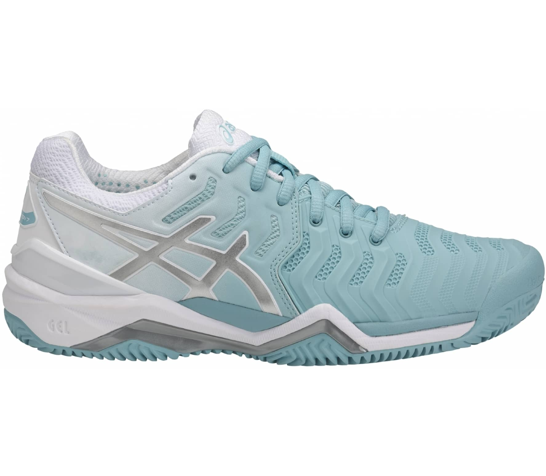 asics gel resolution dames