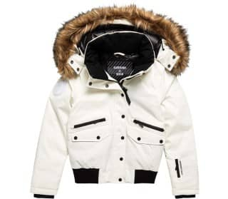 SUPERDRY SPORT® Everest Down Snow Bomber Dames Skijas