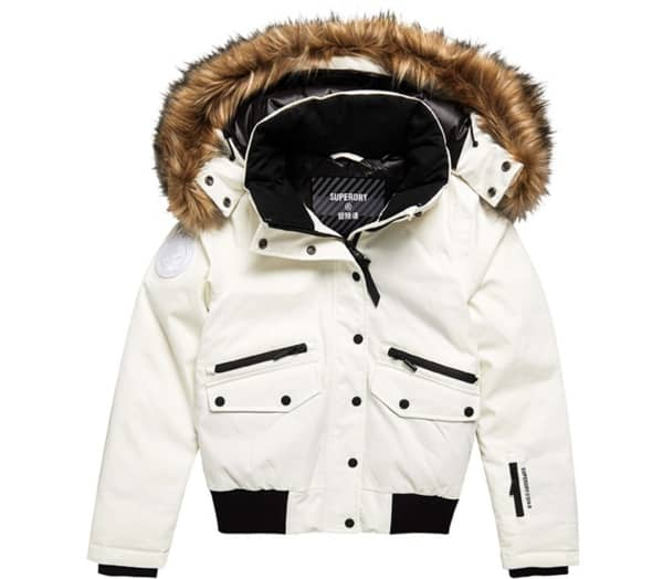 SUPERDRY SPORT® Everest Down Snow Bomber Women Ski Jacket - 1