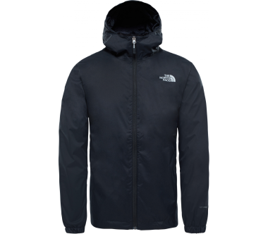 The North Face - Quest Herren Hardshelljacke (schwarz)