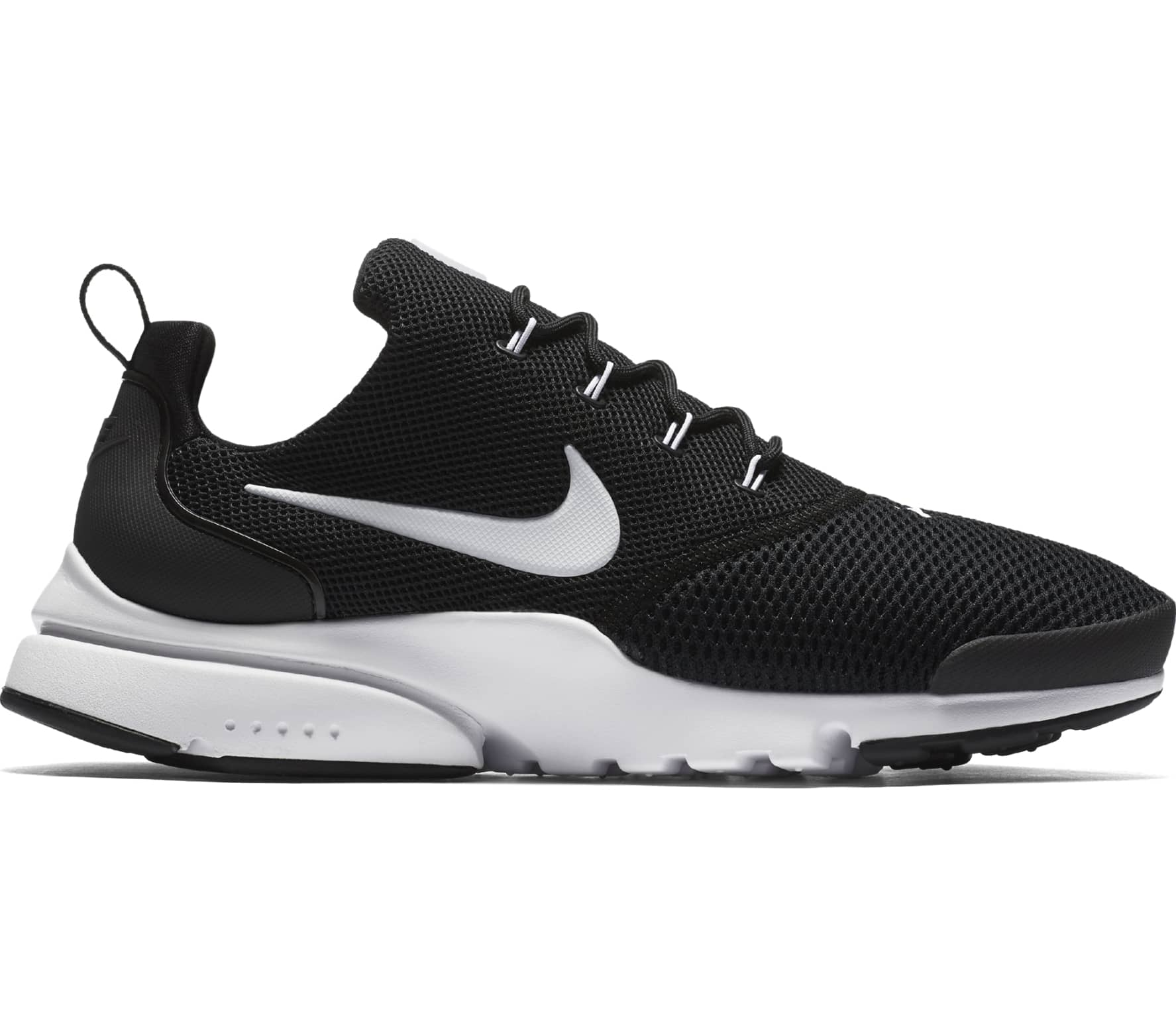 the latest 86185 46aa1 Nike - Presto Fly Heren sneaker (zwartwit)