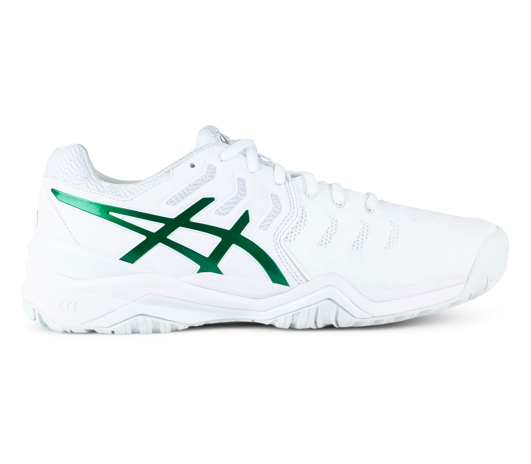 asics gel resolution 7 novak wimbledon men's shoes
