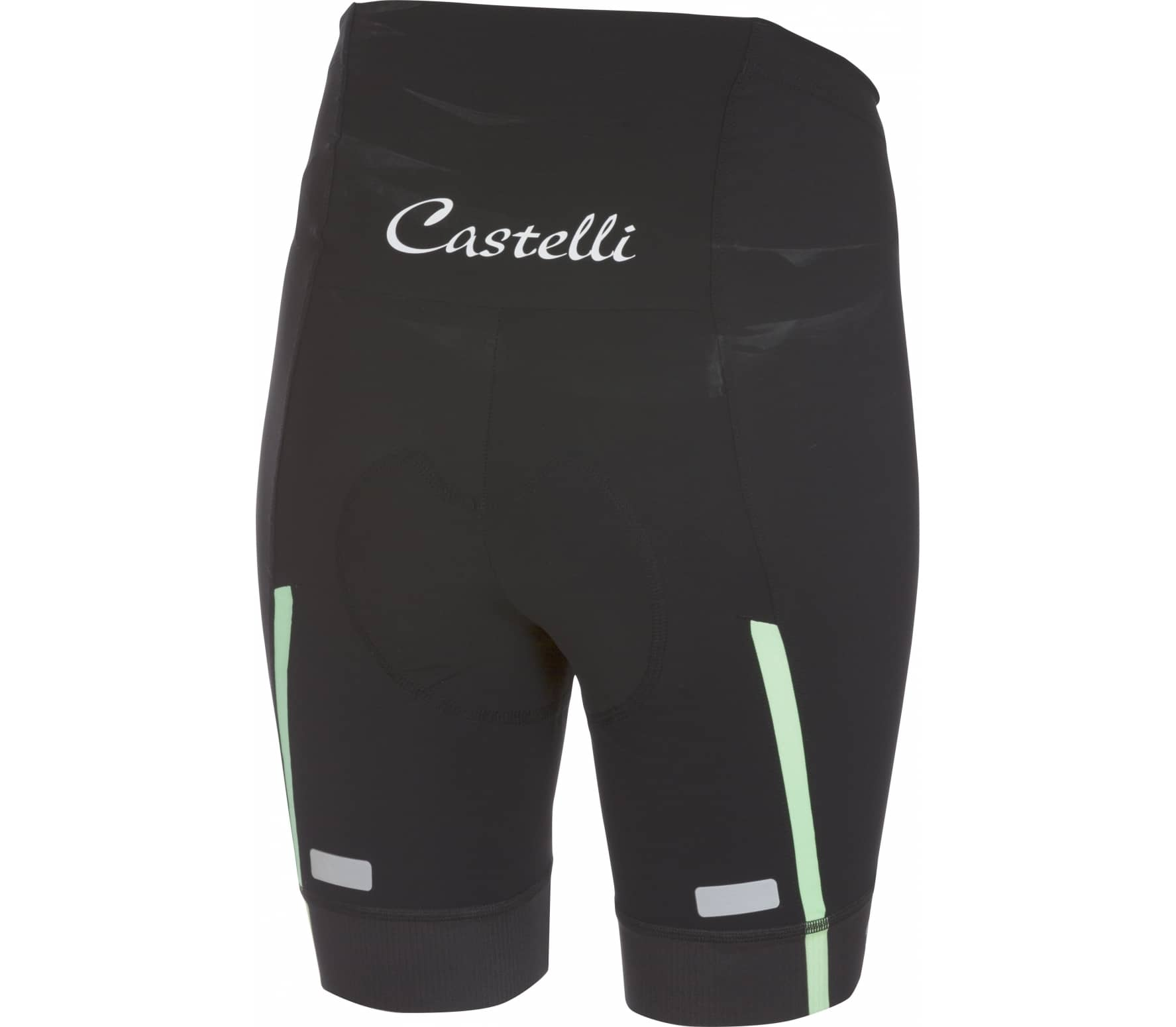 3f63ffc9a Castelli - Velocissima women s bike shorts (black mint) - buy it at ...