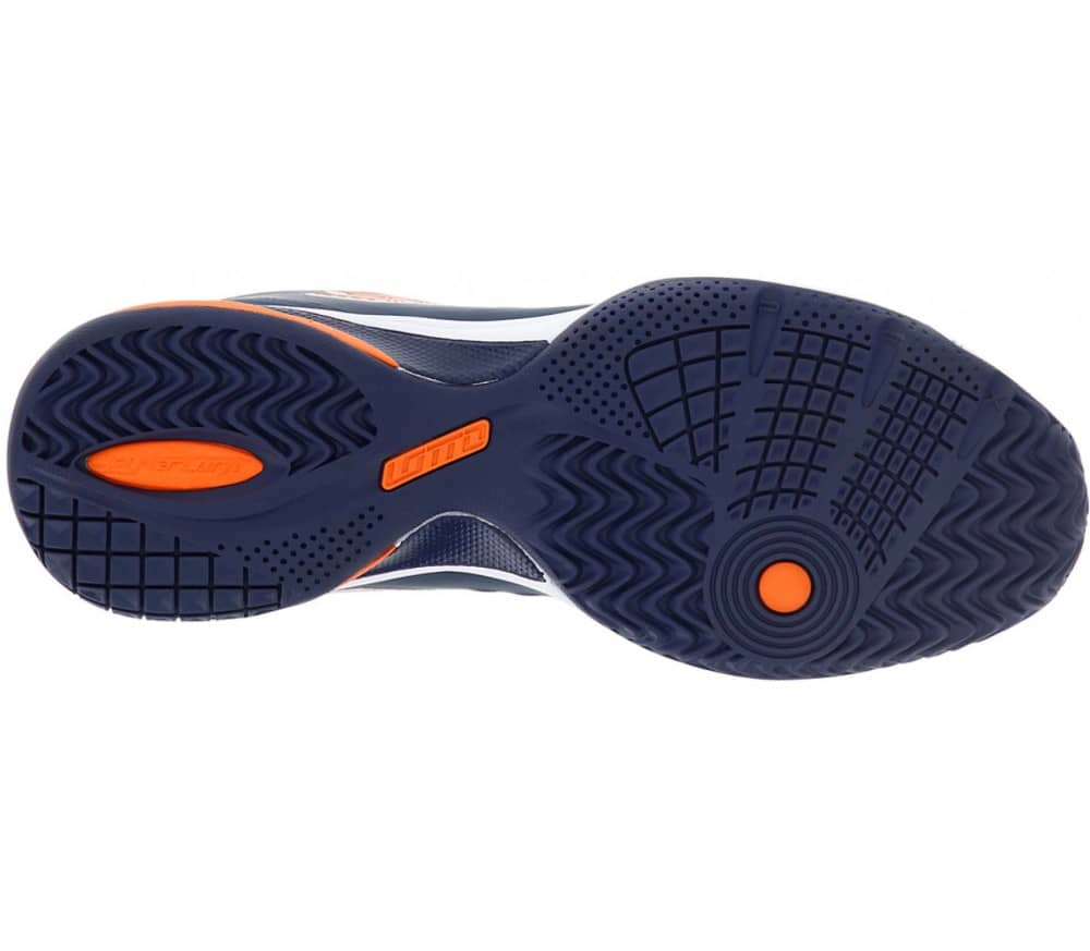 Lotto Space 400 All Round Men Tennis Shoes blue
