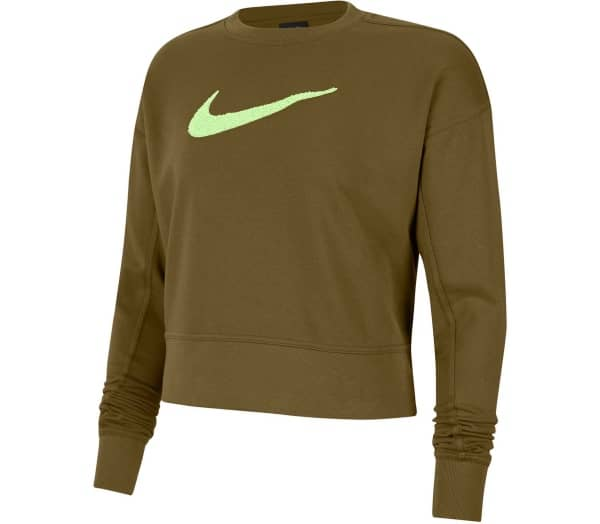 NIKE Dri-FIT Get Fit Damen Trainingssweatshirt - 1