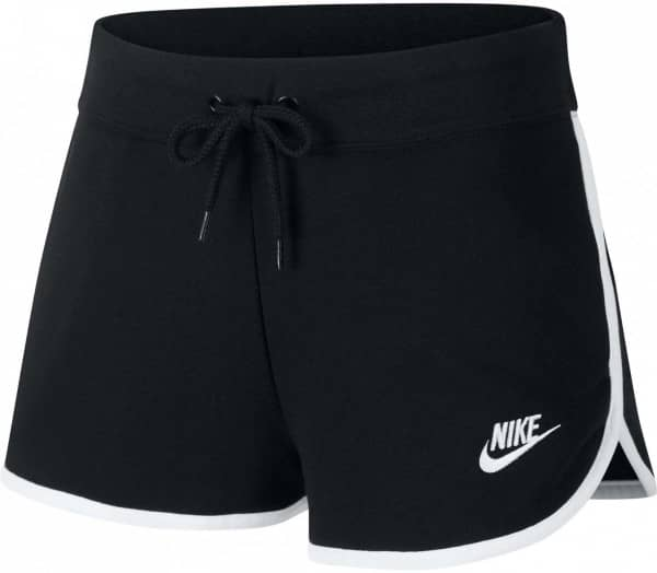 NIKE SPORTSWEAR Fleece Damen Shorts - 1