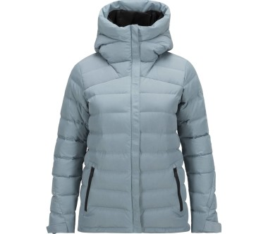 Peak Performance - Spokane women's skis jacket (blue)