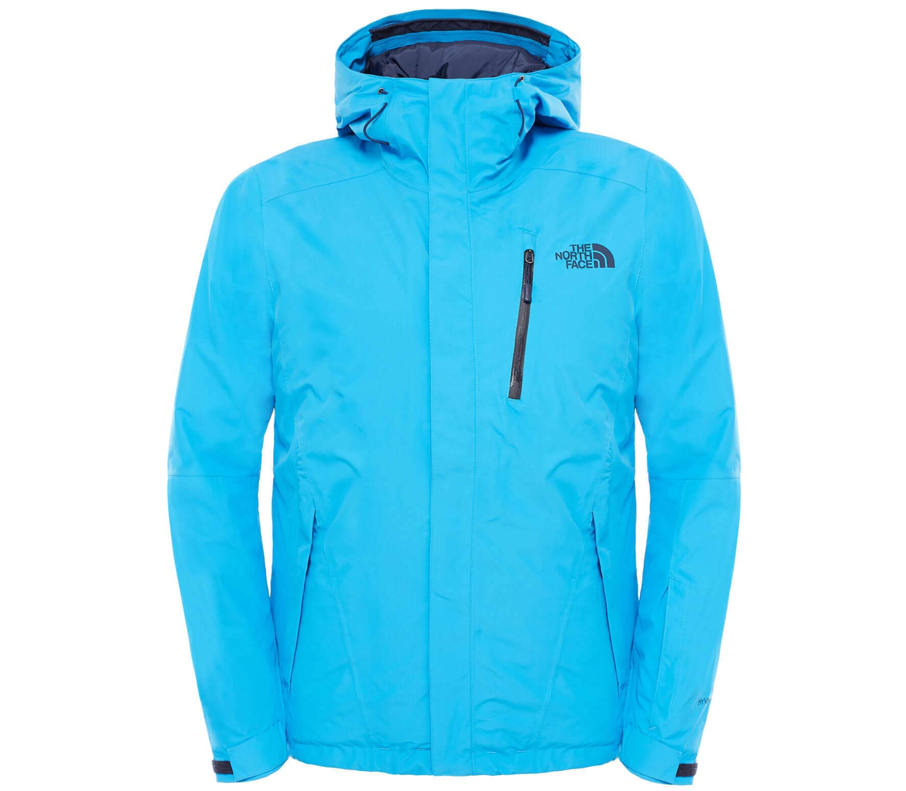 the north face descendit men s skis jacket  blue  buy