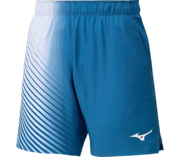 "MIZUNO 8"" Amplify Men Tennis Shorts - 1"