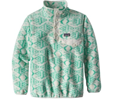Patagonia Lightweight Synch Snap-T Junior Fleecepullover Bambino