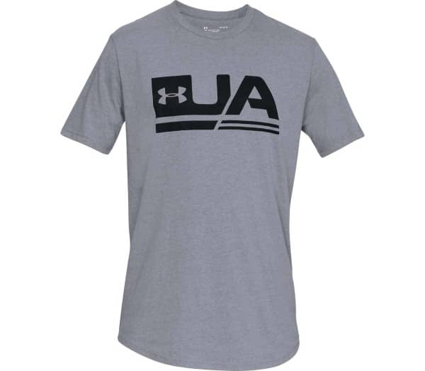 UNDER ARMOUR Sportstyle Drop Hem Mænd T-Shirt - 1