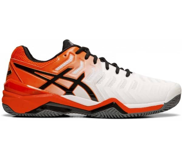 ASICS Gel-Resolution 7 Clay Men Tennis Shoes - 1