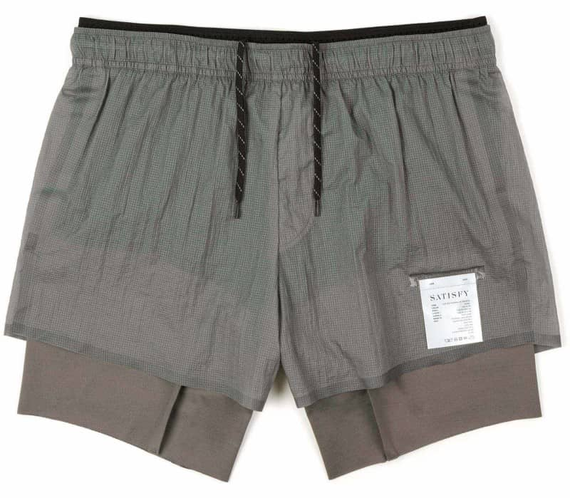 "Coffee Thermal Distance 8"" Shorts"