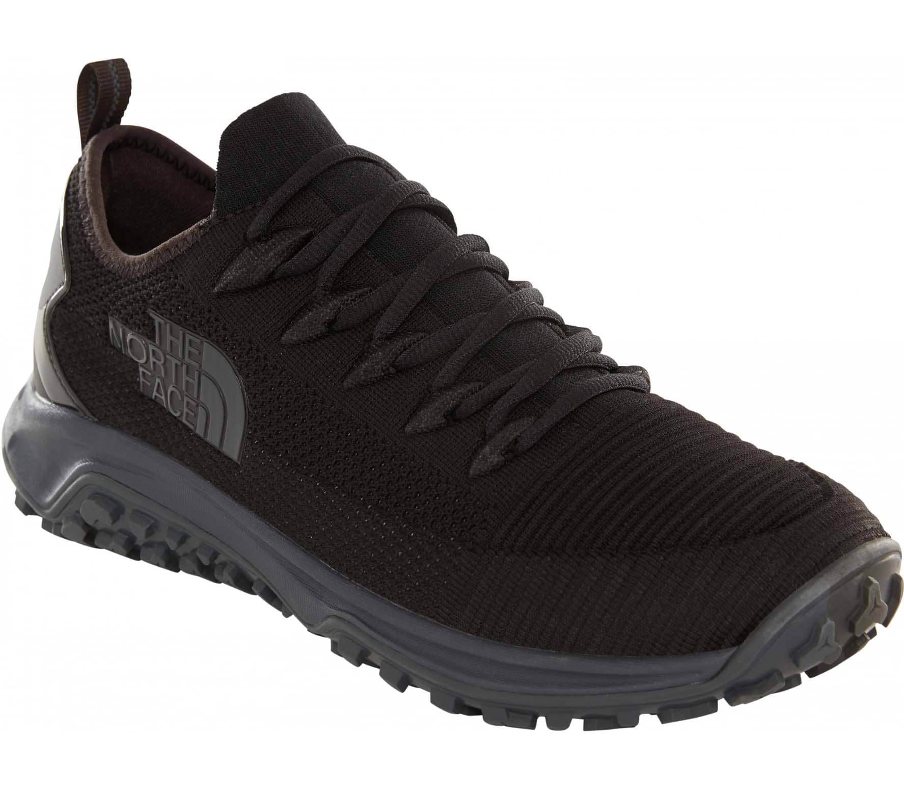 The North Face - TRUXEL Herrs Wanderschuh black - 45,5