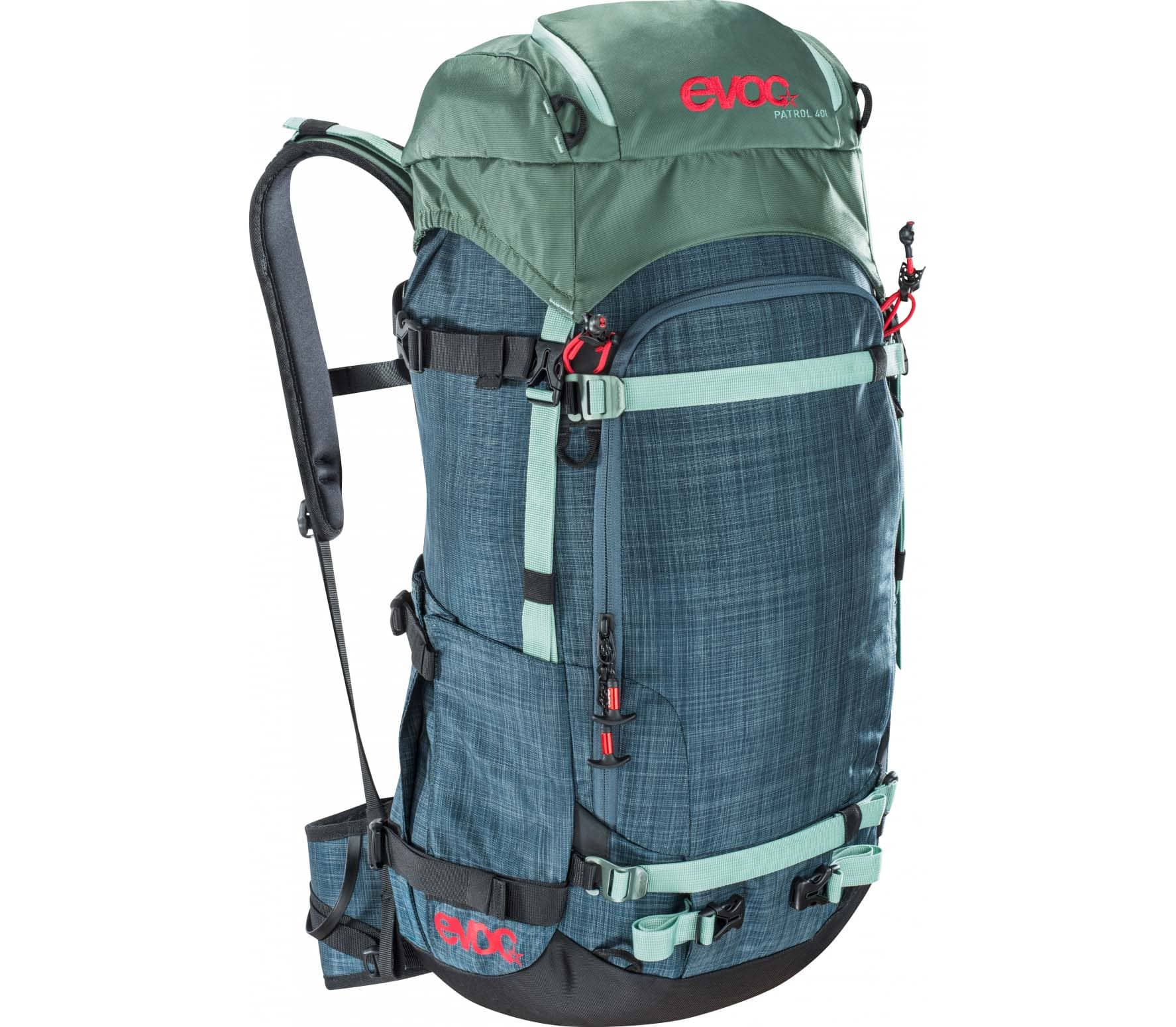 EVOC - Patrol 40l touring backpack (blue)