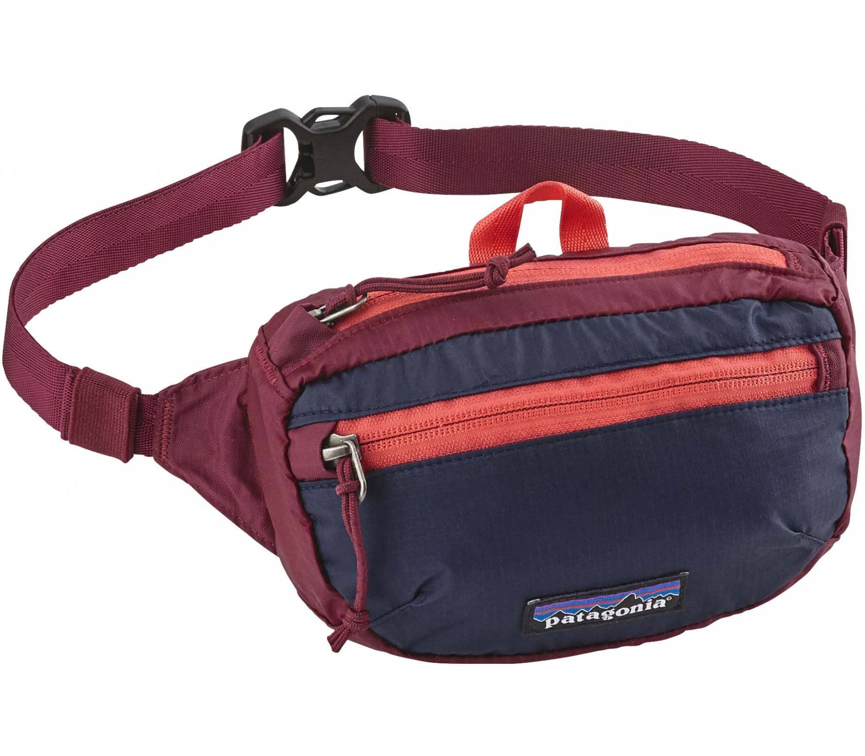 Patagonia - LW Travel Mini Hip Pack Fanny Pack (red)