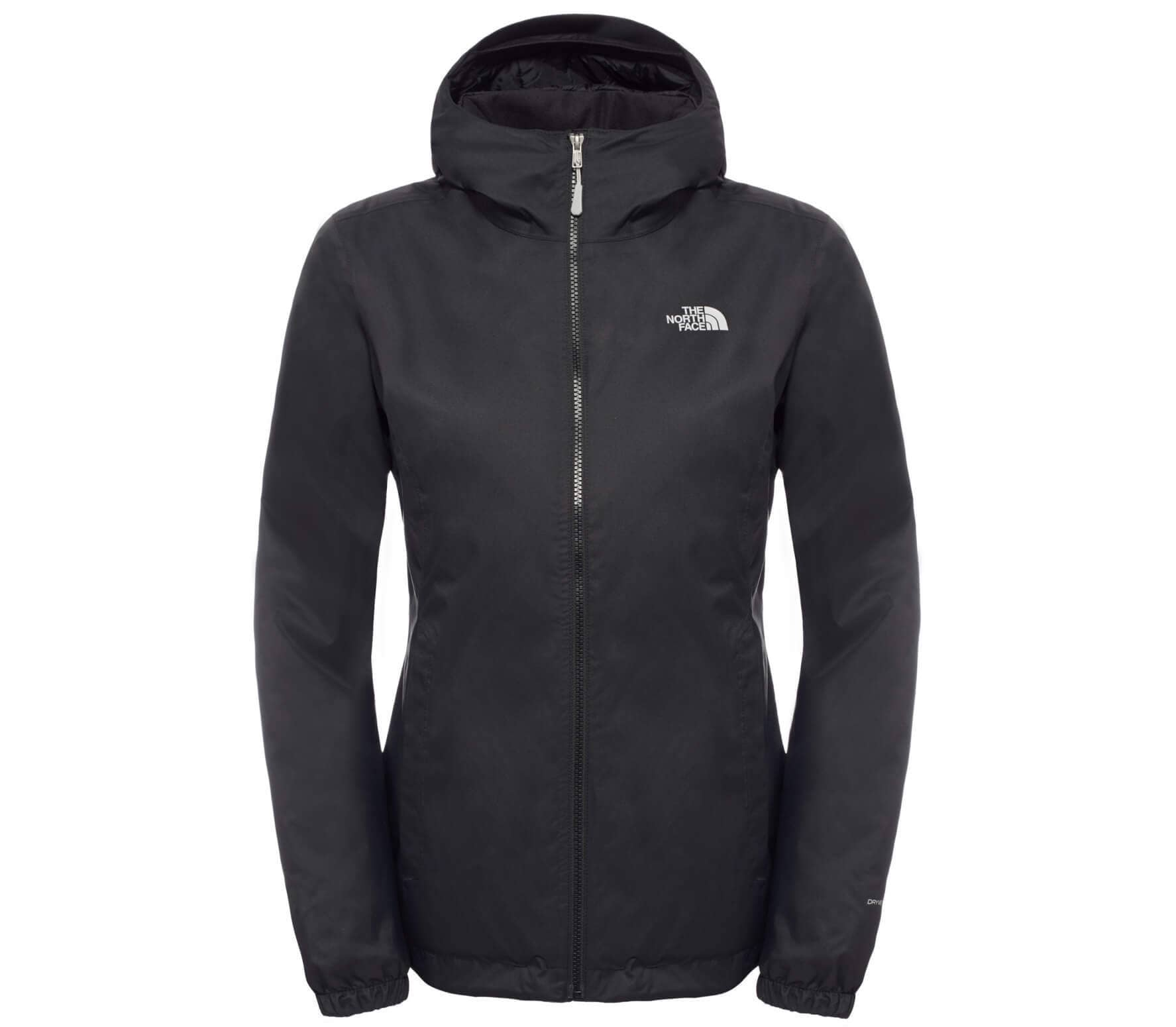 the north face quest insulated damen winterjacke. Black Bedroom Furniture Sets. Home Design Ideas